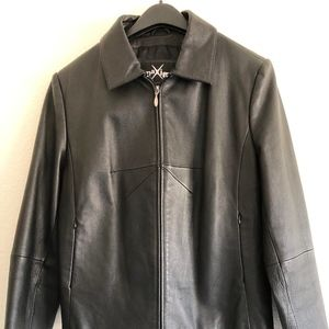 Leather, Jacket